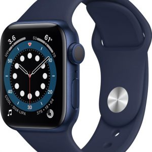 Apple Watch Series 6 40mm Blauw