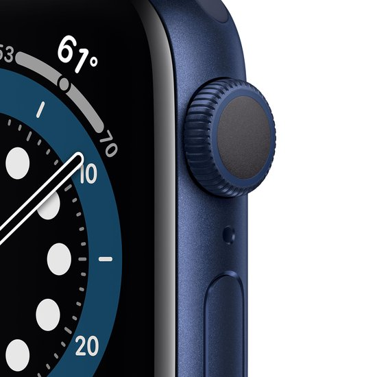 Apple Watch Series 6 44mm Blauwe