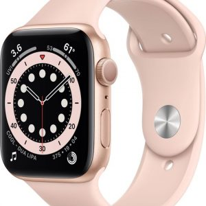Apple Watch Series 6 44mm Goud goedkoop